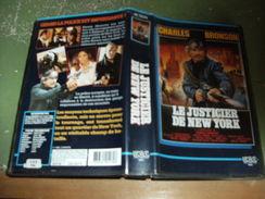 """Rare Film : """" Le Justicier De New York  """" - Crime"""