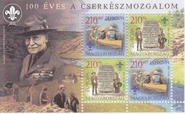 Hongrie Bloc N° 301 Europa 2007 Neuf** - Hojas Bloque