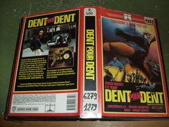"Rare Film : "" Dent Pour Dent  "" - Policiers"