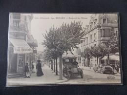 "Cote D Emeraude 690 Dinard Boulevard De L Ecluse ELD "" Devanture Hair Dresser Coiffeur Voiture Tacaud "" - Dinard"