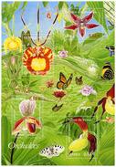 FRANCE 2005 -Bloc Nature - Les Orchidées BF81 - Blocs & Feuillets