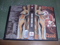 "Rare Film : "" Puta's Fever  "" Mano Negra - Concert Et Musique"