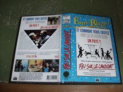 """Rare Film : """" Feu Sur Le Candidat """" - Comedy"""