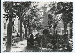 """42 ST- BONNET- LE- CHATEAU ( LOIRE).. MONUMENTS AUX MORTS.."""" LA PROMENADE""""...C2114 - France"""
