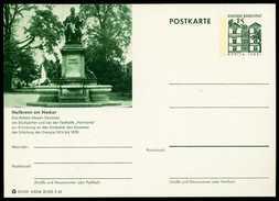 79076) BRD - Bildpostkarte P 86 - A8/64 - * Ungebraucht - 15Pf Tegel - Heilbronn, Robert-Mayer-Denkmal - [7] Repubblica Federale
