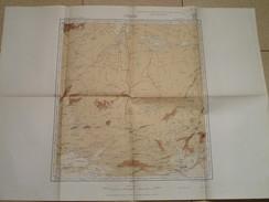 MAROC  -  FIGUIG   Carte Au1:500.000ème - Cartes Topographiques