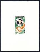 DAHOMEY - N° 281 - Banque Africaine De Développement. Carte De L'Afrique Et Corne D'abondance. - Benin – Dahomey (1960-...)
