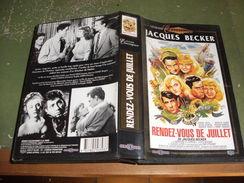 """Rare Film : """" Rendez-vous De Juillet """" - Classiques"""