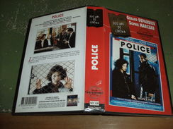 """Rare Film : """" Police """" - Crime"""