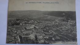 Bruyères-en-Vosges Vue Générale, Prise De L'avison - Bruyeres