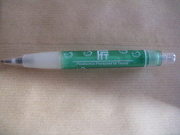 Stylo Publicitaire FFT Tennis - Stylos