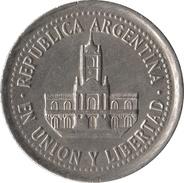 Argentina - 1993 - 25 Centavos - KM 110a - XF - Argentine