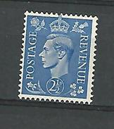 1937 - 47  N° 213a K Couchée Qualité TB  GEORGES VI  Neuf ** Gomme - Unused Stamps