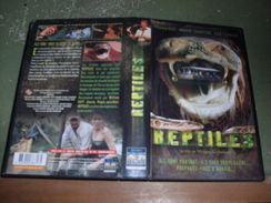 """Rare Film : """" Reptiles """" - Horreur"""