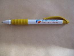 Stylo Publicitaire Bouygues Telecom Entreprises - Pens