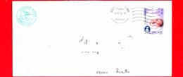 ITALIA ~ Storia Postale ~ Busta Del 2016 ~ ( 2016 - 60 Anni Della Leche League International - Bambino - 0.9 ) - Isolato - 6. 1946-.. Repubblica