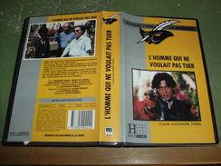 """Rare Film : """" L ' Homme Qui Ne Voulait Pas Tuer """" - Crime"""