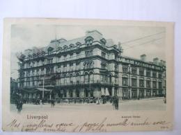 19112016 -  ROYAUME - UNI -   LIVERPOOL -   ADELPHI HOTEL - Liverpool