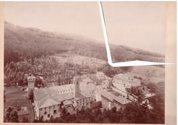 Foto (edizione Alinari) P. L. N.°10398 B. VALLOMBROSA- Toscana. Panorama Di Vallombrosa Dal Paradisino - Luoghi