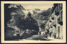 LA GRAVE 05 - L'Hôtel De La Meije Et Son Panorama - Autres Communes