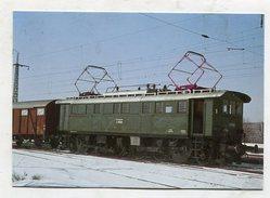 TRAIN  - AK292437 DB - Elektro-Güterzuglokomotive E7569 In München - Freimann - Trains
