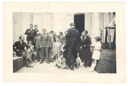 Photo Crest 1932, Groupe De Personnes Endimanchées - Luoghi