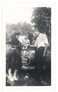 Photo Automobile / Famille ( Primaquatre ? ) - Automobiles