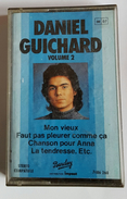 1 Cassette Audio K7 Daniel Guichard Volume 2 Barclay 7486 260 - Unclassified