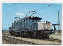 TRAIN  - AK292441 DB - Elektrische Güterzug-Lokomotive 194 178-0 Im Bw München-Hauptbahnhof - Trains