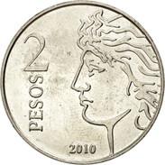 Argentina - 2010 - 2 Pesos - 75º Anniversary Of B.C.R.A. - KM 162.1 - Unc - Argentine