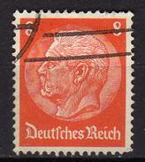 DEUTSCHES REICH 1933 - MiNr: 485 I  Offenes D Used - Deutschland