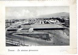 FIRENZE - STAZIONE FERROVIARIA - VG 1959 FG - C424 - Firenze