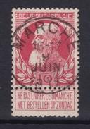 N° 74 MARCHE - 1905 Breiter Bart