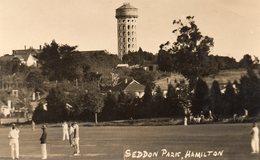 612Bc  Nouvelle Zelande Hamilton Seddon Park Sport Cricket 1931 - New Zealand