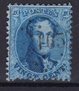 N° 15 LP 165 HAMME COBA +15.00 - 1863-1864 Medallones (13/16)