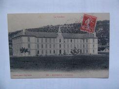 Cpa Marvejols Lozère 48 Hospice - Marvejols