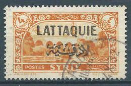 Lattaquie - 1931 -  Damas  -  N° 11  - Oblit - Used - Oblitérés