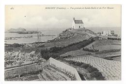 ROSCOFF  (cpa 29)  Vue Générale De Sainte-barbe Et Du Fort Bloscon -    - L 1 - Roscoff