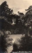 612Bc  Nouvelle Zelande Hamilton Waikato River 1931 - New Zealand