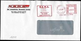 "Italia/Italie/Italy: Ema, Meter, ""RAMA"", Rete Automobilistica, Réseau Automobile, Automotive Network - Otros (Tierra)"