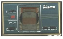"""Jeu électronique """"Dr DENTAL"""" De BANDAI ELECTRONICS - Consoles"""