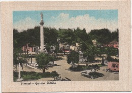 Trepuzzi (Lecce): Giardini Pubblici - Viaggiata 1965 - Lecce