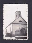 Petite Photo Originale Sundhoffen Haut Rhin Eglise Deux Militaires - Lieux