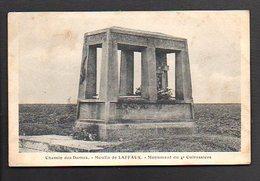 02 Chemin Des Dames / Moulin De Laffaux / Monument Du 4è Cuirassiers - Autres Communes