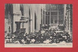 Noisseville --le Service Et La Cathédrale - Other Municipalities
