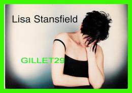ARTISTES - LISA STANSFIELD - 1997 ARISTA RECORDS INC - GO-CARD - - Artistes