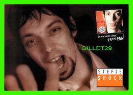 ARTISTES - STEFIE SHOCK - ZOOM CARDS - - Artistes