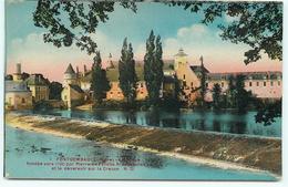 DEP 36 FONTGOMBAULT L'ABBAYE - France