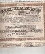 La Turnhoutoise - Actions & Titres