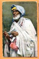 HA322, Prière Du Viel Arabe, 1286,  Circulée 1931 Sous Enveloppe - Uomini